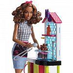 Barbie karrier játékszett - Kutyakozmetikus (kép 2)