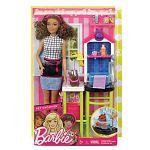 Barbie karrier játékszett - Kutyakozmetikus (kép 4)