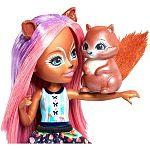 Enchantimals baba állatkával - Sancha Squirrel és Stumper (kép 2)