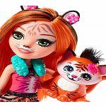 Enchantimals baba állatkával - Tanzie Tiger és Tuft (kép 2)