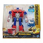 Transformers: Űrdongó - Energon Igniters Nitro Series Optimus fővezér (kép 3)