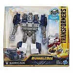 Transformers: Űrdongó - Energon Igniters Nitro Series Barricade (kép 3)