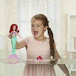Disney hercegnők - Ariel színváltós uszonnyal (kép 2)