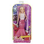 Barbie fashionista baba estélyi ruhában - szőke (kép 2)