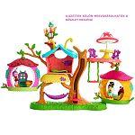 Enchantimals Petal Park házikói - Méhkas hálószoba játékszett (kép 4)