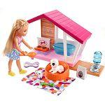 Barbie mesés kutyaház kiegészítőkkel (kép 3)