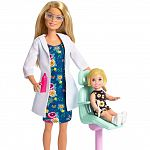 Barbie karrier játékszett - Fogorvos (kép 3)