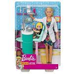 Barbie karrier játékszett - Fogorvos (kép 5)