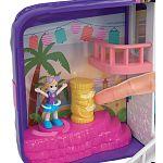 Polly Pocket nagy szett - Tengerparti hangulat (kép 3)