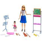 Barbie karrier játékszett - Zenetanár (kép 2)