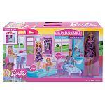 Barbie tengerparti ház babával (kép 5)