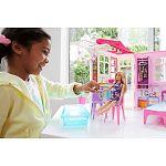 Barbie tengerparti ház babával (kép 3)