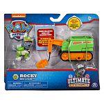 Mancs őrjárat észvesztő mentés mini járművek - Rocky (kép 4)