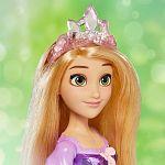 Disney ragyogó hercegnők - Aranyhaj baba ÚJ (kép 2)