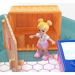 Polly Pocket közepes szett - Kényeztető spa kaland (kép 3)