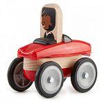 Fisher-Price Wonder Makers járművek - Piros autó (kép 2)
