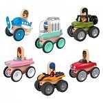 Fisher-Price Wonder Makers járművek - Narancssárga quad (kép 4)