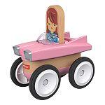 Fisher-Price Wonder Makers járművek - Rózsaszín autó (kép 2)