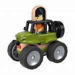 Fisher-Price Wonder Makers járművek - Zöld terepjáró (kép 2)