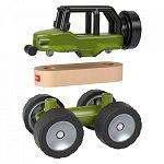 Fisher-Price Wonder Makers járművek - Zöld terepjáró (kép 3)