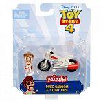 Toy Story 4 minifigurák járművel - Duke Caboom (kép 3)