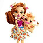 Enchantimals baba állatkával - Cailey Cow és Curdle (kép 2)
