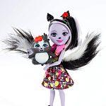 Enchantimals baba állatkával - Sage Skunk és Caper ÚJ (kép 4)
