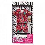 Barbie karácsonyi ruhák - Karácsonyi mintás pizsama (kép 2)