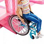 Barbie kerekesszékes baba (kép 3)