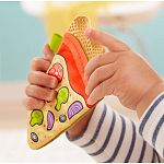 Fisher-Price Pizzás rágóka (kép 2)