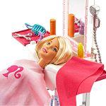 Barbie szoba babával - Fodrászat (kép 3)