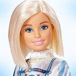 Barbie 60. évfordulós karrier babák - űrhajós baba (kép 3)