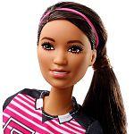 Barbie 60. évfordulós karrier babák - focista baba (kép 2)