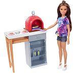 Barbie kerti bútorok - Pizzasütő (kép 2)