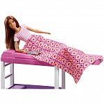 Barbie szoba babával - Íróasztal emeletesággyal (kép 5)