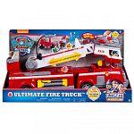 Mancs Őrjárat észvesztő mentés - Ultimate tűzoltóautó (kép 7)