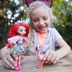 Enchantimals baba állatkával - Fanci flamingo és Swash (kép 3)