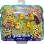 Enchantimals baba állatka családdal - Dinah Duck és kiskacsái (kép 4)