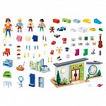 Playmobil City Life - Óvoda 70280 (kép 5)