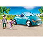 Playmobil City Life - Apuka kislánnyal és kabrióval 70285 (kép 2)