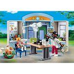 Playmobil City Life - Állatorvos összecsukható szett 70309 (kép 2)