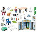 Playmobil City Life - Állatorvos összecsukható szett 70309 (kép 3)