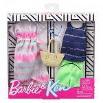 Barbie és Ken ruhaszett - Strand (kép 2)