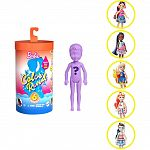 Barbie Color Reveal meglepetés Chelsea baba - Buli a strandon (kép 2)