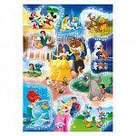 Clementoni supercolor puzzle 60 db - Disney klasszikusok (kép 2)