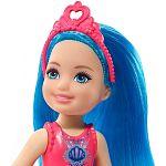 Barbie Dreamtopia Chelsea baba - Kék hajú (kép 2)