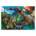 Clementoni supercolor puzzle 104 db - Jurassic World (kép 2)