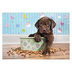 Clementoni supercolor puzzle 180 db - Édes kutyus (kép 2)