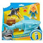 Fisher-Price Imaginext - Cápás játékszett búvárral (kép 2)
