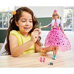 Barbie Princess Adventure Deluxe Hercegnő - Barbie (kép 2)